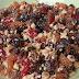 Torta Negra. Macerado de las frutas