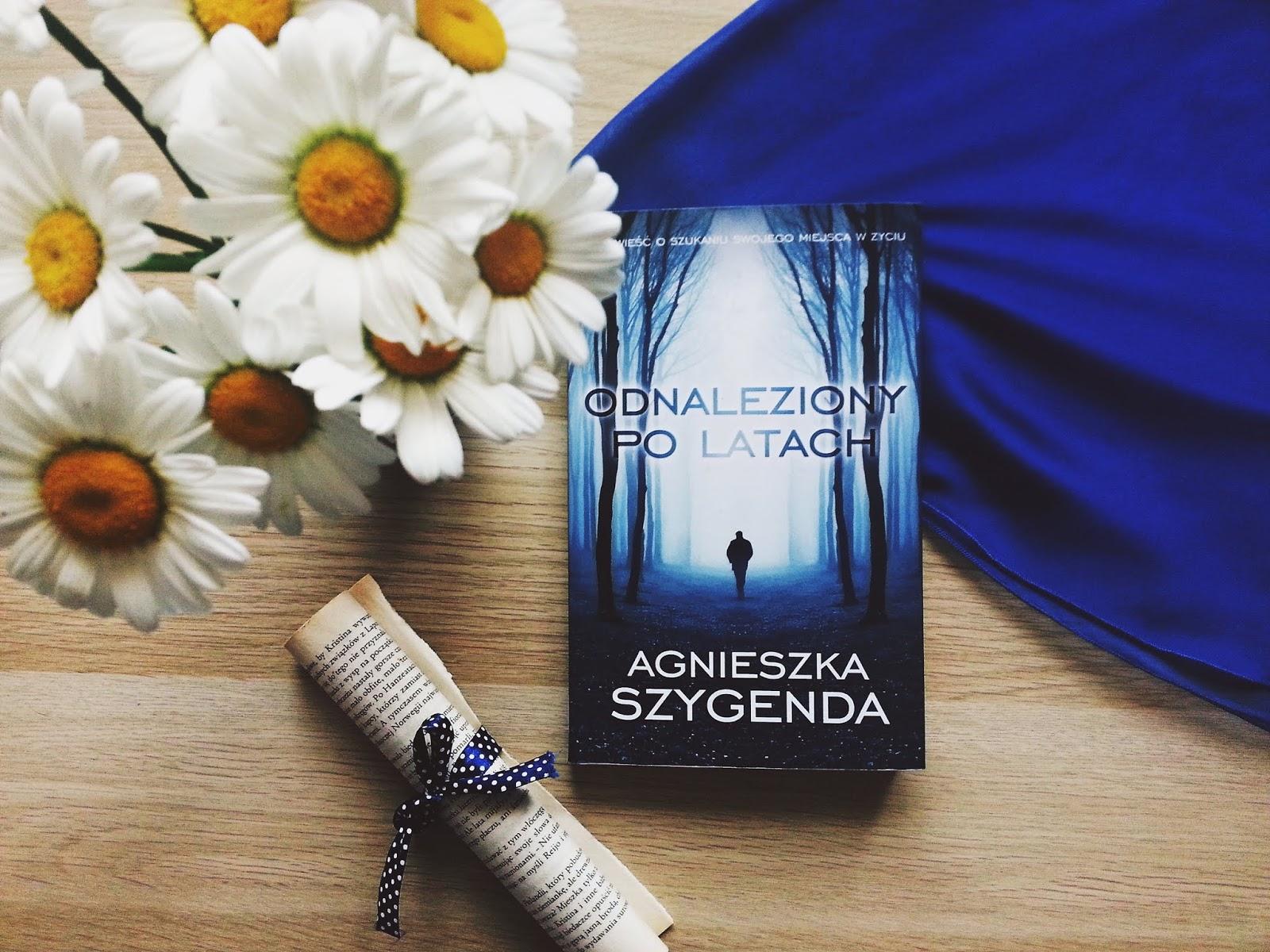 najlepsze książki 2018, najgorsze książki 2018, podsumowanie, Odnaleziony po latach, Agnieszka Szygenda, książka, recenzja, Edipresse Książki, wydawnictwo