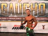 Henrique Drebes é bicampeão Men's Physique do Campeonato Gaúcho 2017