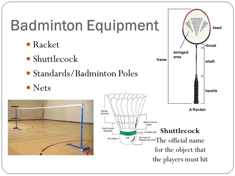 Badminton Unit History Skills And Rules Bernadette Sports 50