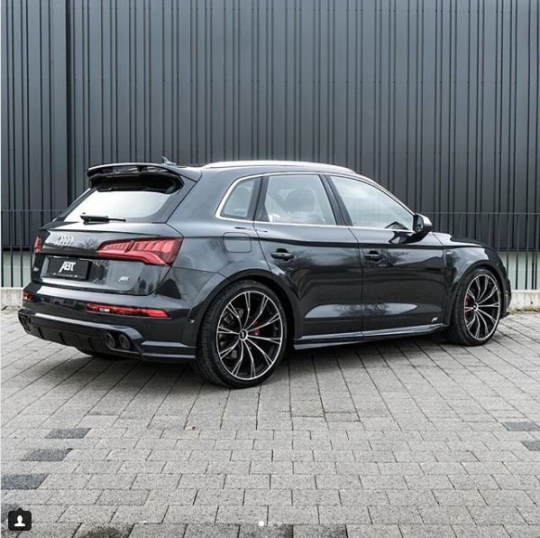 2019 Audi Q5 Black Optic Package