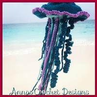 Medusa a crochet