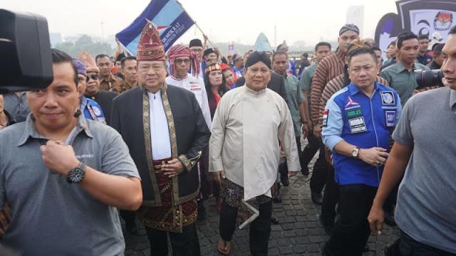 Jurkam Prabowo-Sandi: 3 Mantan Menteri Jokowi dan Mantan Presiden