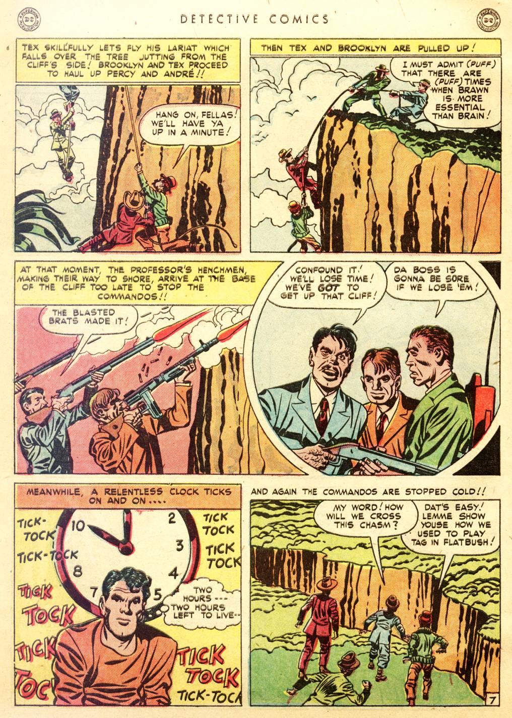 Read online Detective Comics (1937) comic -  Issue #128 - 44