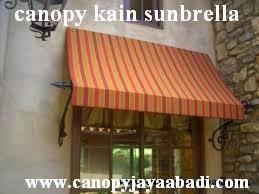 Kanopi Kain-canopy awning murah di jakarta