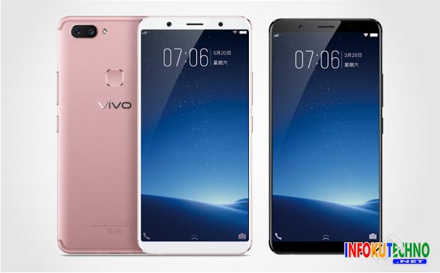Vivo X20 Full Spesifikasi dan Harga Terbaru