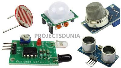 sensor interfacing with arduino