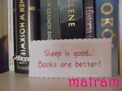 bookmark cross stitch