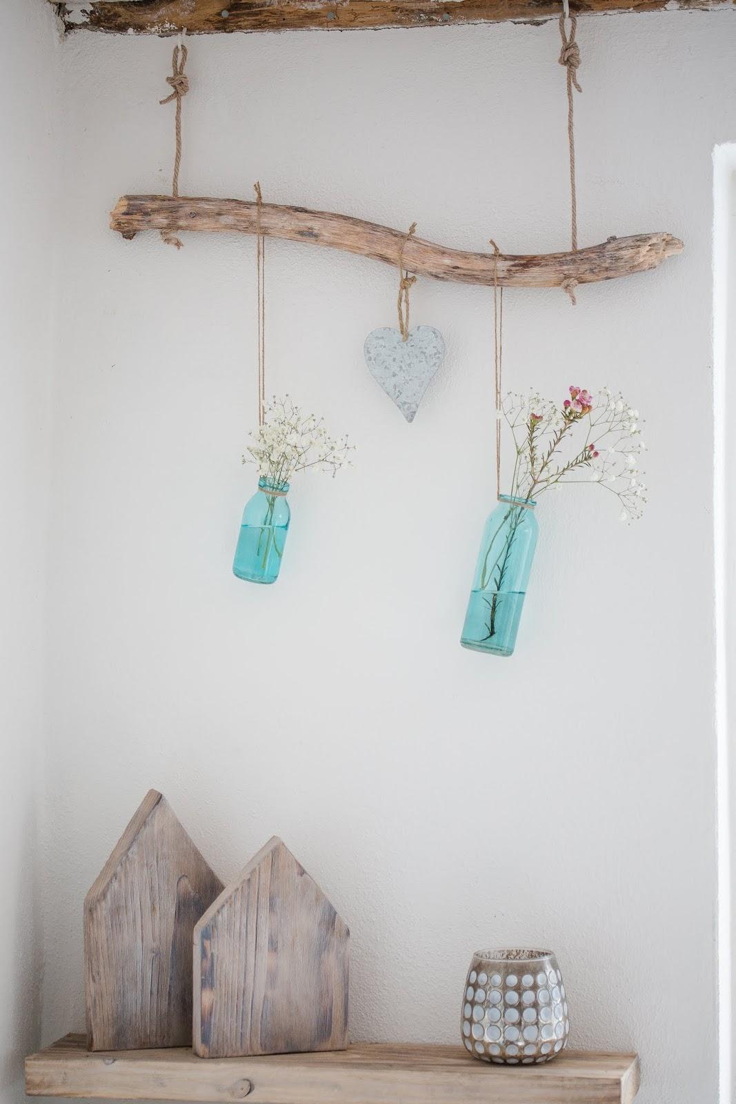 Deko Ast Zum Aufhängen rums mit frühjahrsdeko oder deko hänger diy pomponetti