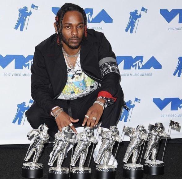 Kendrick Lamar tops MTV Video Music Awards winners in Los Angeles