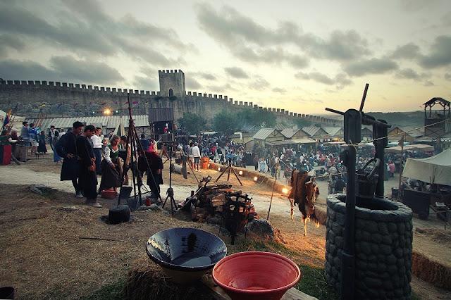 Feirinha Medieval em Óbidos