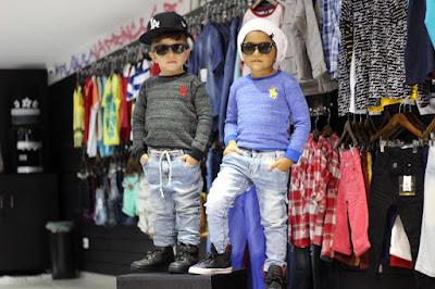 Fornecedor de jeans infantil