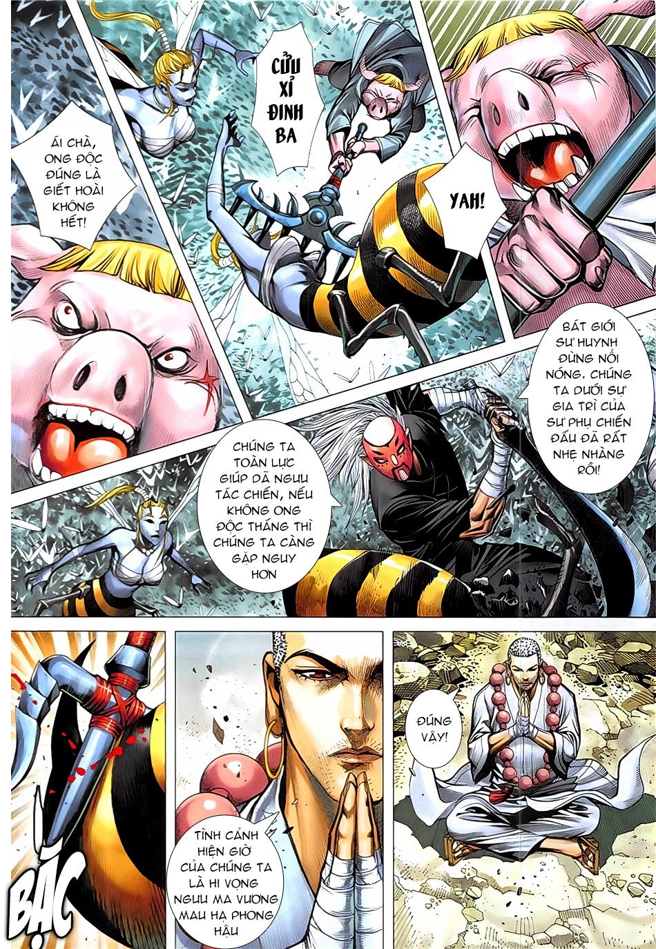 Tây Du chap 55 page 18 - IZTruyenTranh.com