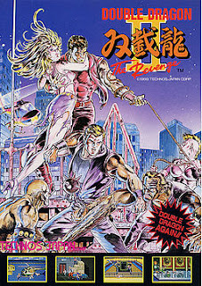 Videojuego Double Dragon II - The Revenge