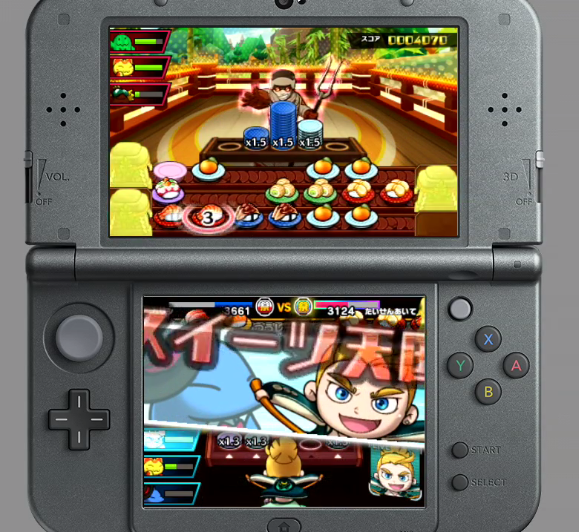Sushi Striker The Way of Sushido penguin ability power top hat companion partner