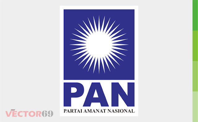 Logo PAN (Partai Amanat Nasional) - Download Vector File CDR (CorelDraw)
