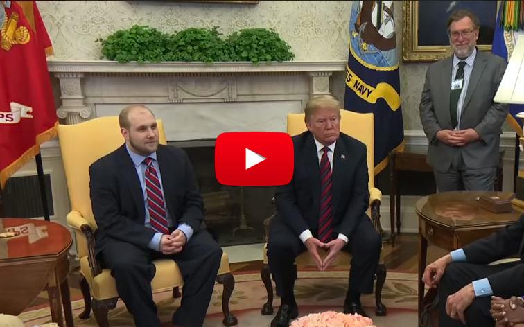 Salir de El Helicoide y entrar en la Casa Blanca - Trump con Joshua Holt en Directo