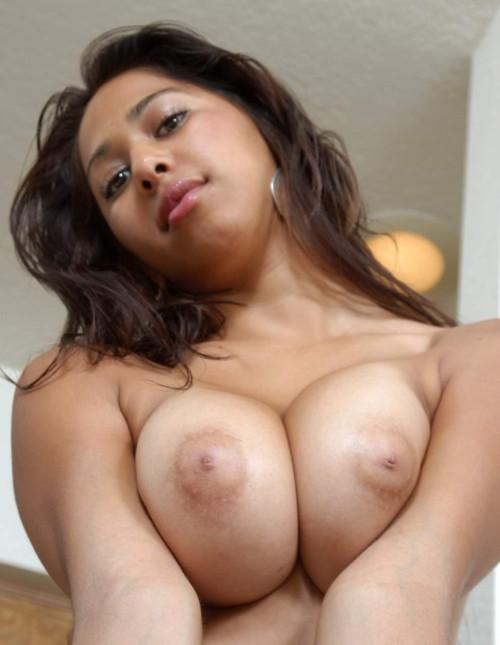 Naked pretty boobs