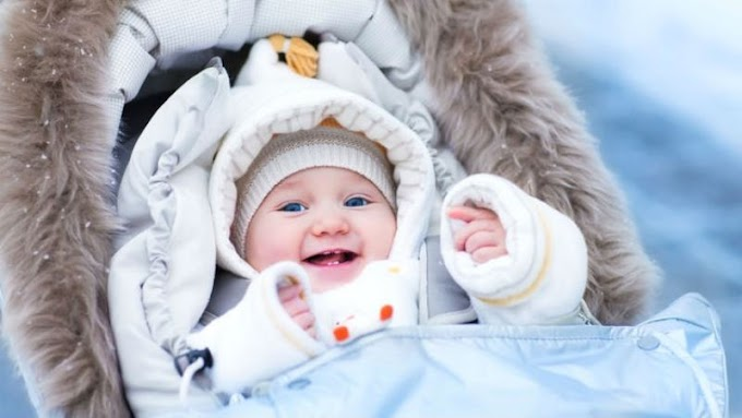 Kışın bebek nasıl giydirilmeli?