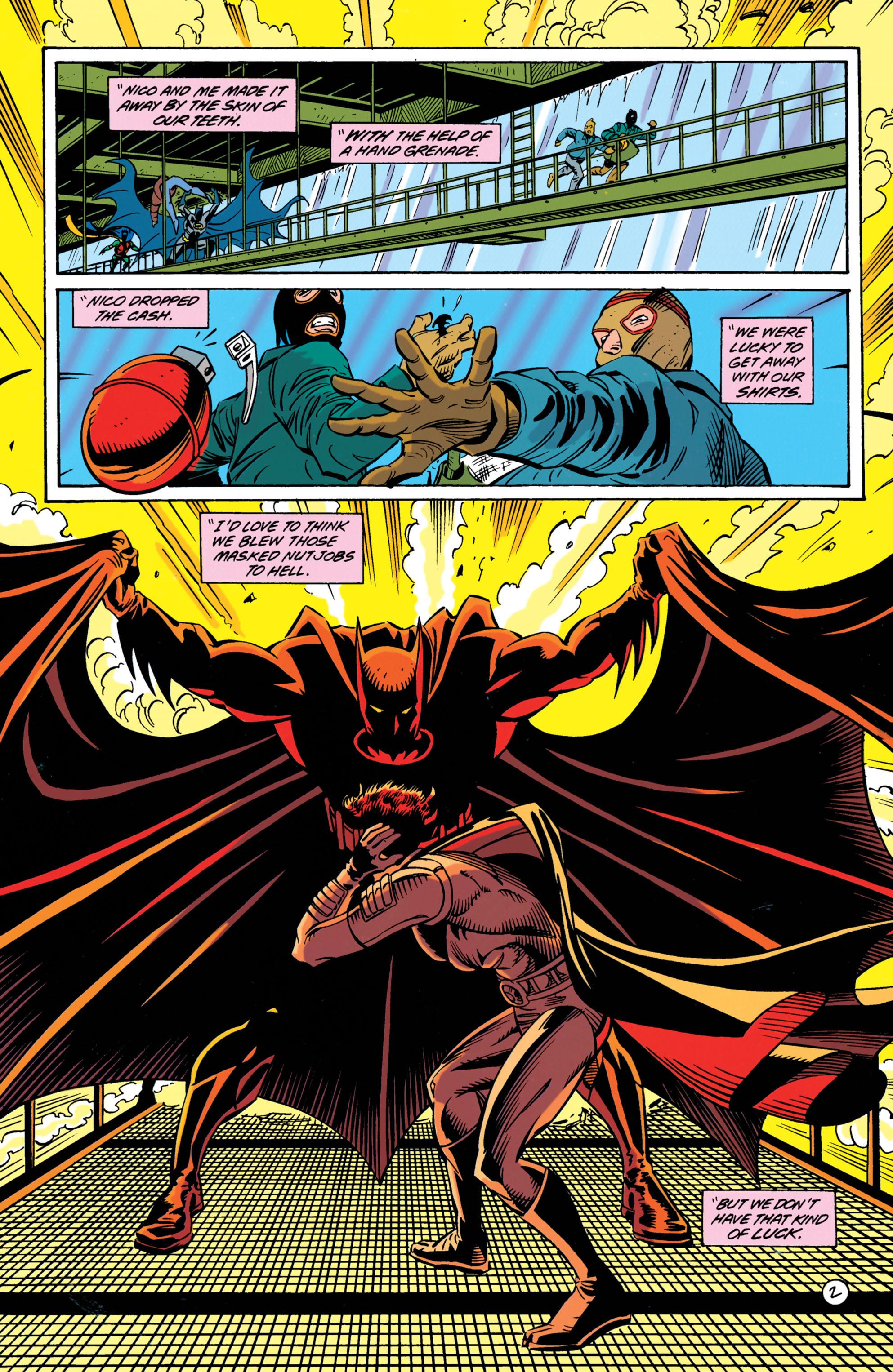 Detective Comics (1937) 683 Page 2