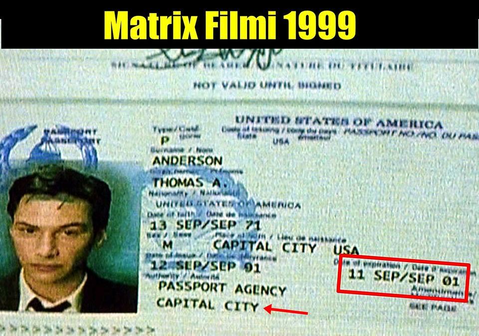 İLLUMİNATİ DEŞİFRE: 11 eylül İkiz kule Saldırısı Matrix Filmi Mesajı