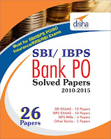 SBI IBPS Bank PO Solved Papers