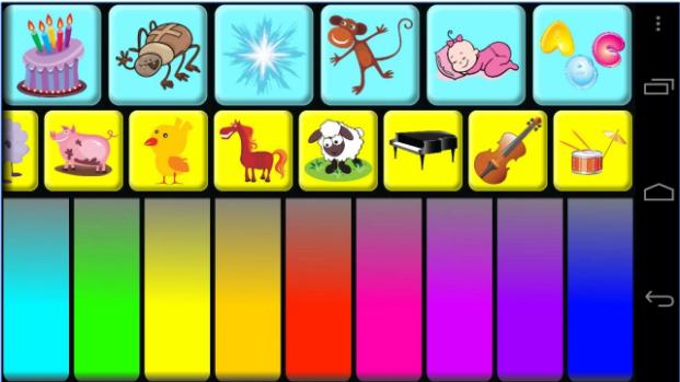 لعبة Kids Animal Piano
