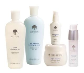 Nuskin Nustricential (com/oil)