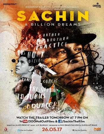 Sachin 2017 Full Hindi Movie HDRip Download