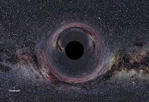 Melihat Lubang Hitam Supermasif di Pusat Bimasakti