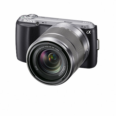 sony nex-c3 nexc3 official announcement press release