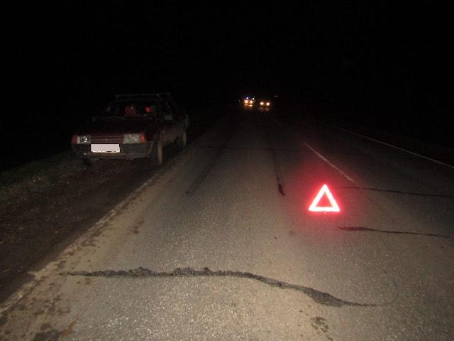 В Башкирии подросток погиб под колёсами автомобиля