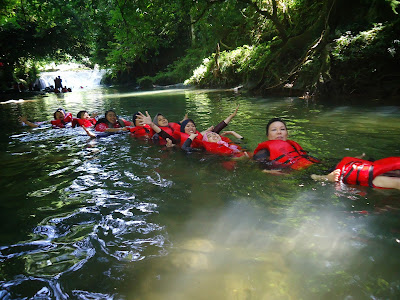 Harga Paket Telusur Green Canyon Dan Body Rafting Citumang