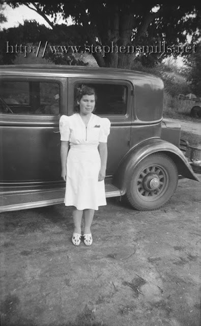 Carolyn Audrey Emmons - Maine - 1926 - 2005 - Daughter of George Nelson Emmons and Ida May Morgan Emmons