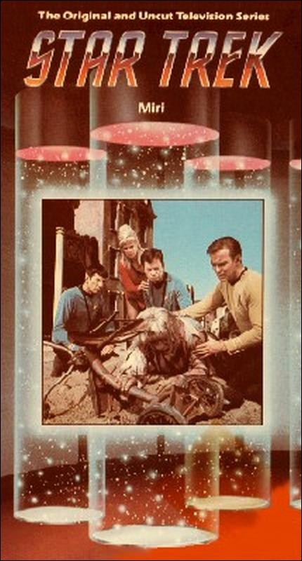 Star Trek: The Original Series - Season 1 Episode 08: Miri