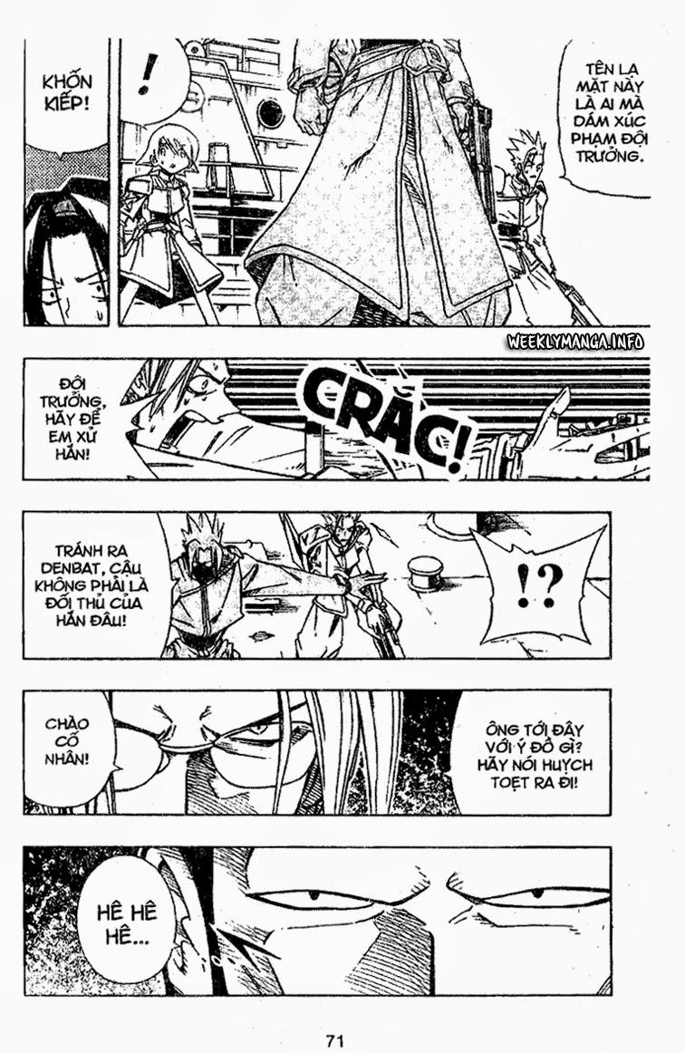 Shaman King [Vua pháp thuật] chap 212 trang 20