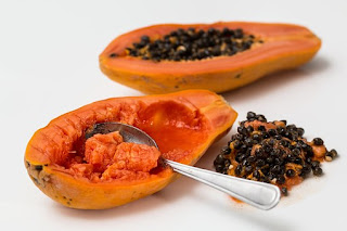Papaya: Homemade scrub for face