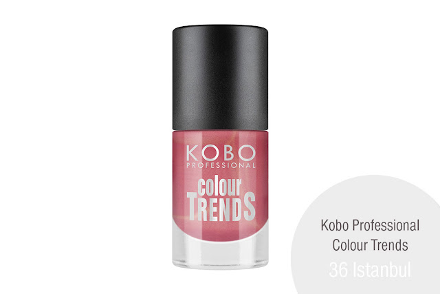 KOBO PROFESSIONAL COLOUR TRENDS NAIL POLISH 36 Istanbul