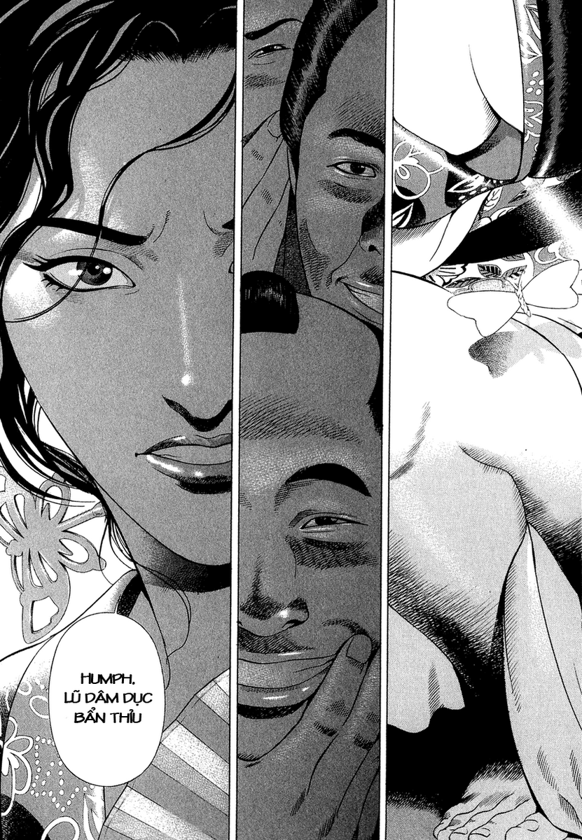Yamikagishi chap 5 trang 9