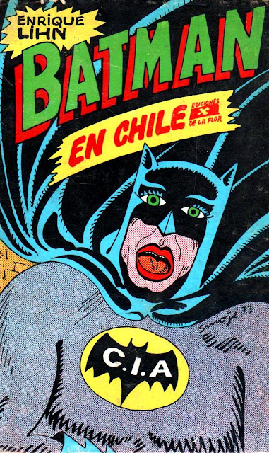 El superhéroe falsificado y la banda de rock sobrecodificada: disputas de autoridad cultural en Batman en Chile y 22 Escarabajos  [Juan Manuel Granja Cepeda]