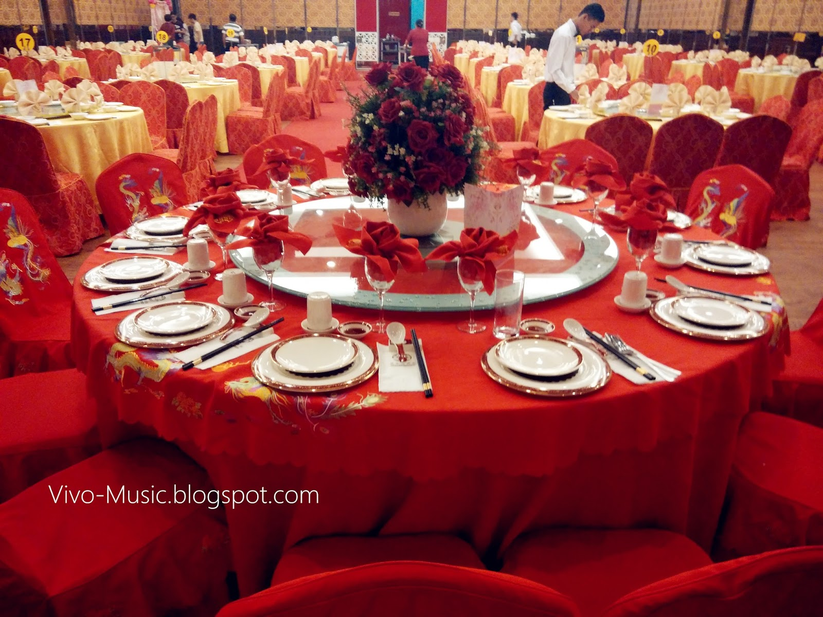 Vivo music live bandkl it is a hotspot for wedding dinner to be held in kepong area junglespirit Choice Image