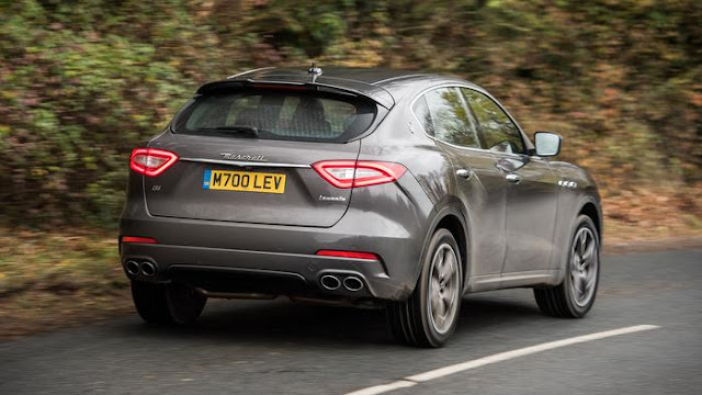 Auto-amar 2017 Maserati Levante first Drive Review
