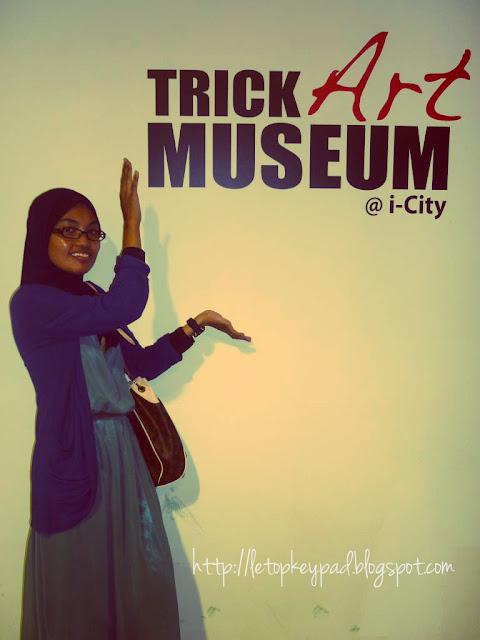 Trick Art Museum @I-City