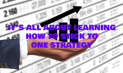 It's All About Learning How To Stick To One Strategy, Having A Trading Plan Before Trade Forex, Forex Blog, Forex Friend Loan, One Strategy