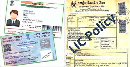 How to Link Aadhaar Number with LIC Policy Online