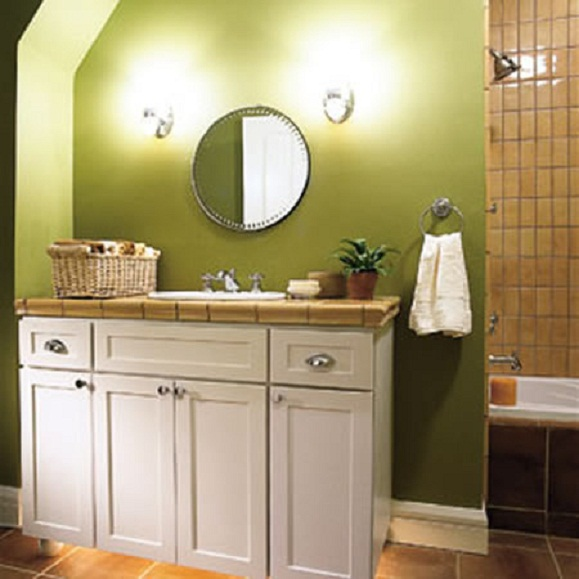 Bathroom Lighting Ideas: Small Bathroom Remodeling Ideas