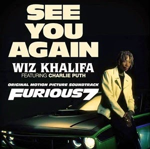 Wiz Khalifa - See You Again ft. Charlie Puth:歌詞+中文翻譯 - 音樂庫