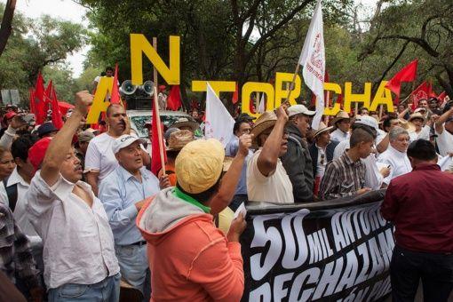 Movimiento Antorchista denuncia situación crítica en campos mexicanos