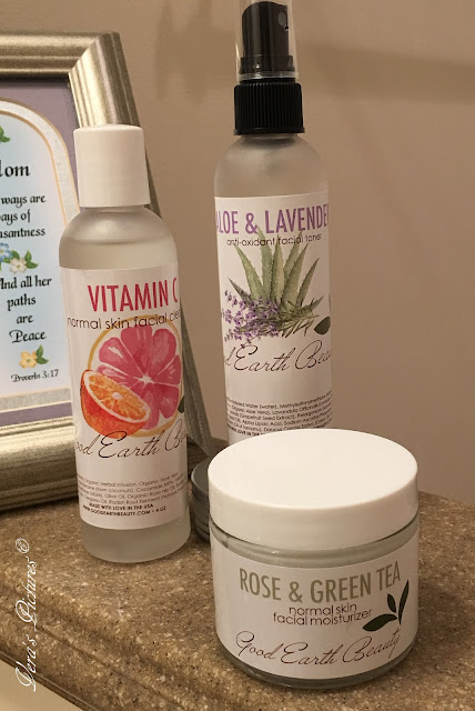 Good Earth Beauty Skin Care Products