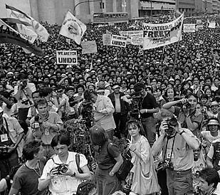 The relevance of the EDSA People Power Revolution, 31 years later